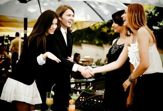 婚活パーティーからのご成婚