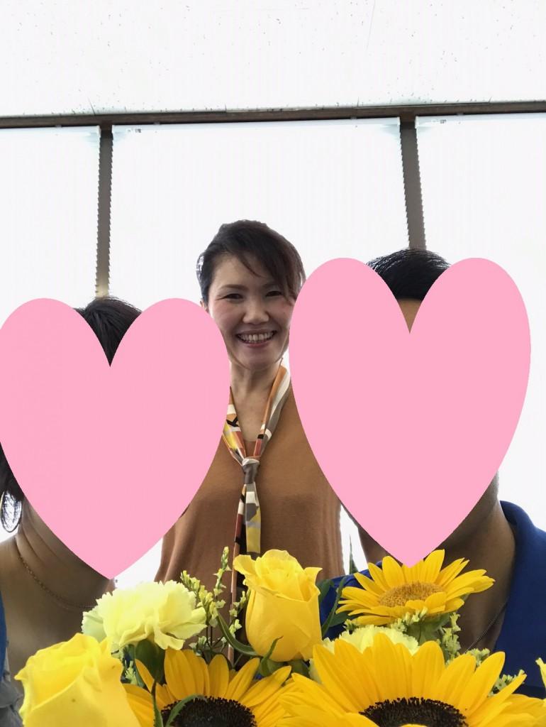 ハート佐藤&堀江成婚