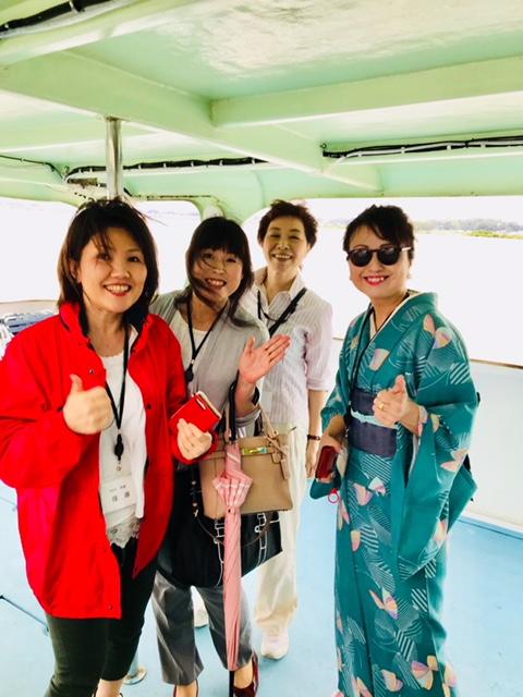 【婚活イベント】水郷あやめ祭り&霞ケ浦クルージング開催しました